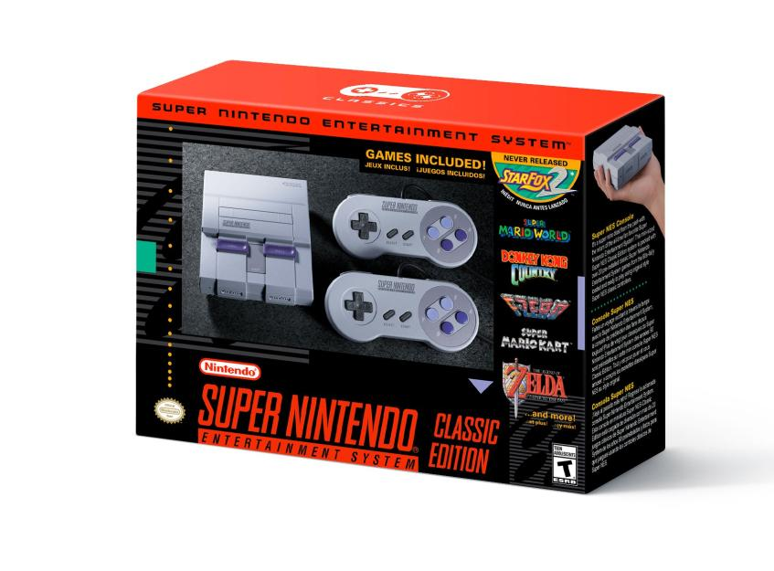 Nintendo Classic Mini: Super Nintendo Entertainment System DDQlaDAVwAEleYg