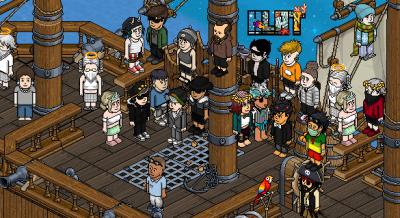 ¡Barco Pirata Hlat! - Evento de Construcción (BAW)
