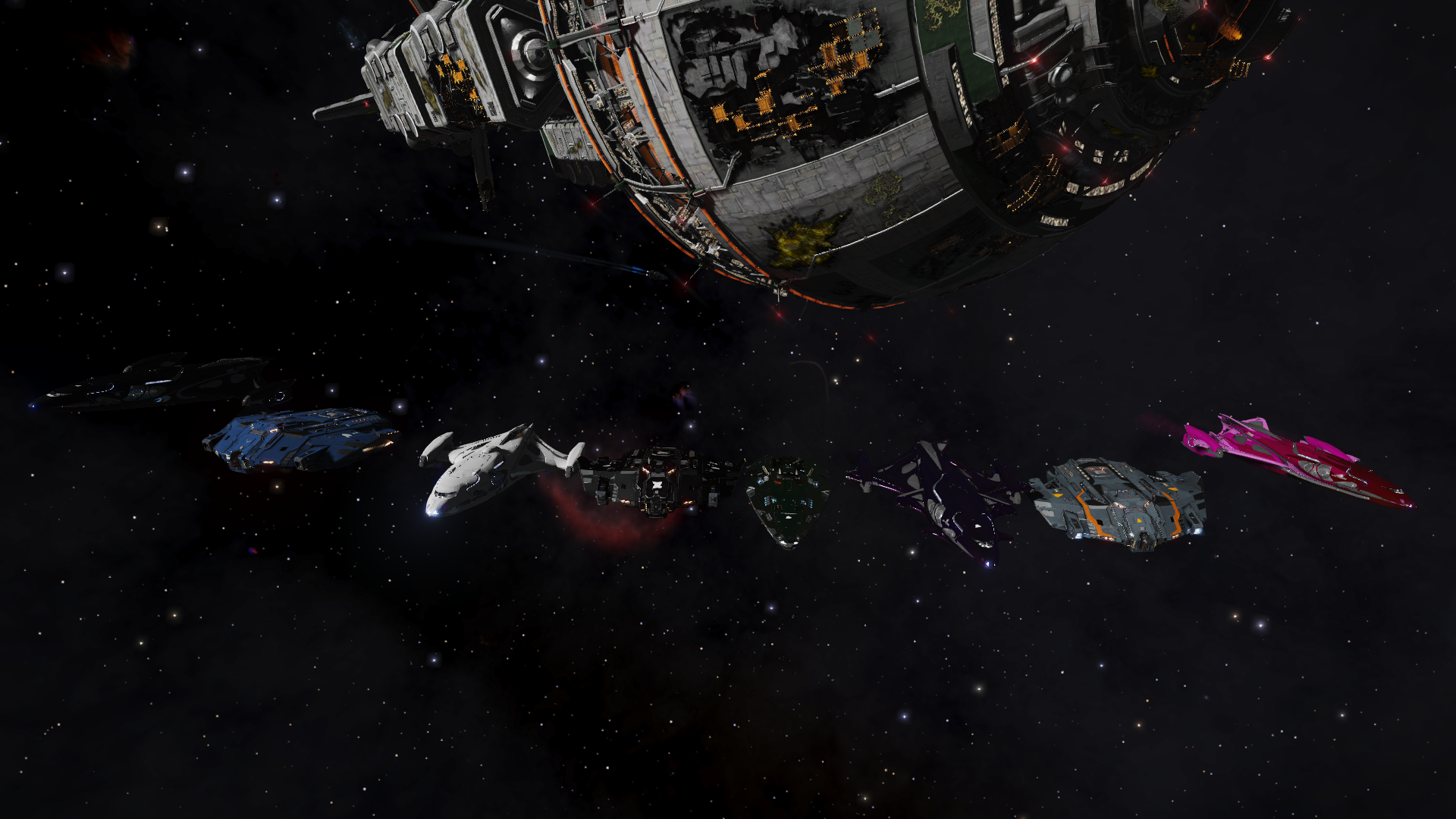 Where have all the damaged stations gone? | Frontier Forums