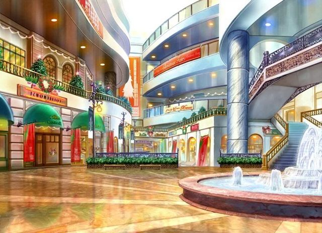 Kiyashi Ward Shopping Mall Cc8c9c00c69fa093bcc9b3eb060a61fb