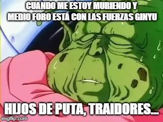 ¡Memes de Dragon Ball Rol! 2p465m