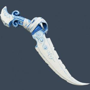 Gregory Ross - Página 5 Fantasy-dagger-3d-model-low-poly-obj-ztl