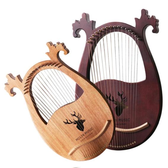 [Entrenamiento] Hay cosas que no se pueden aprender solo por libros [Priv. Kyleb] - Página 2 16-note-Lyre-Harp-Set-Hard-Mahogany-Hard-Portable-With-Tuning-Wrench-Black-Storage-Bag-Harp