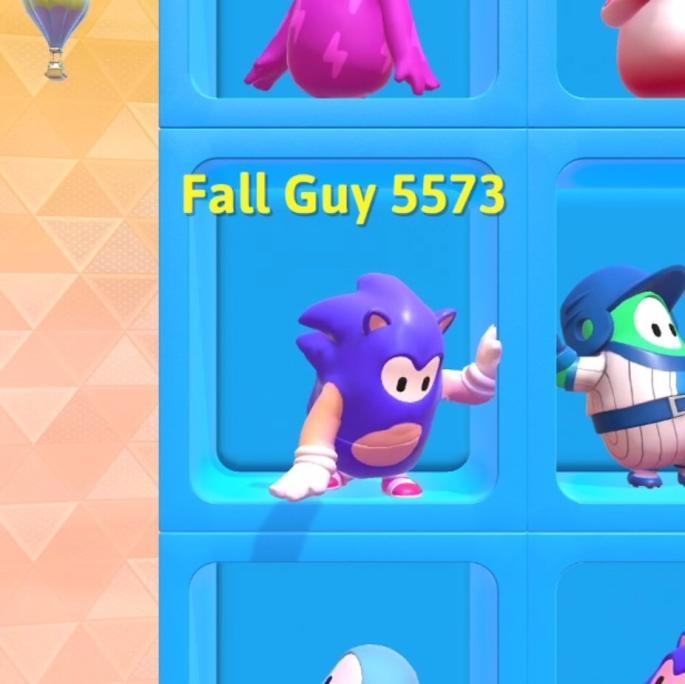 Sonic w Fall Guys nr 2